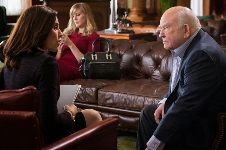 "The Good Wife - ""Dark Money"""