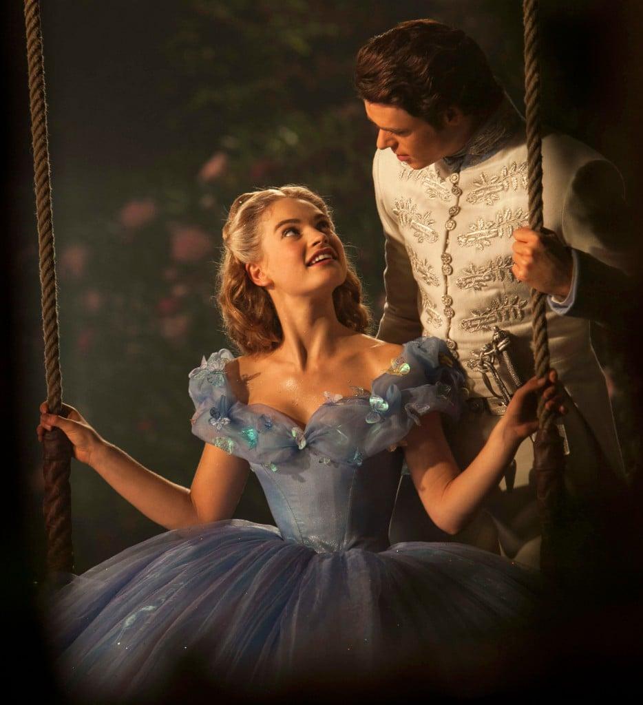Kit and Ella Cinderella 2015