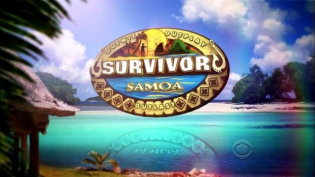 Survivor: Samoa s19 logo