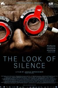 The Look of Silence - plakat