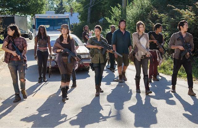 The Walking Dead S05E12 Remember promo image