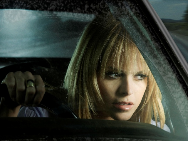DRIVE: Ivy Chitty (Taryn Manning) participates in an underground cross-country road race in DRIVE premiering Sunday, April 15 (8:00-10:00 PM ET/PT) and moving to its regular time period on Monday, April 16 (9:00-10:00 PM ET/PT) on FOX. Cr: Jeremy Cowart/FOX 342