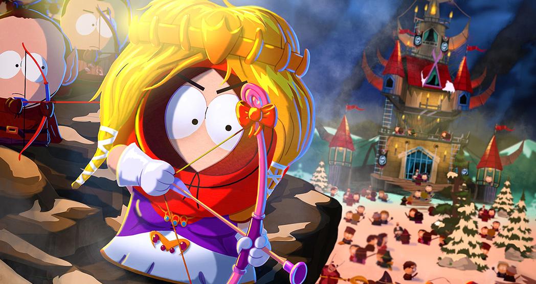 South Park The Stick Of Truth Nazi Zombie Princess