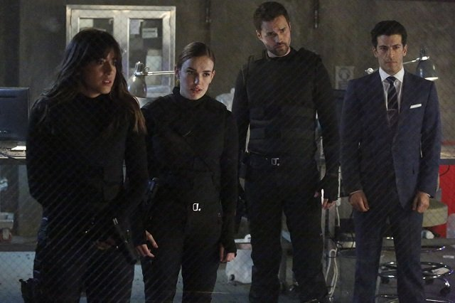 Agents of SHIELD - The Dirty Half Dozen - ABC - 2