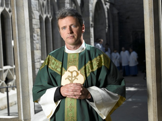 BOOK OF DANIEL -- NBC Series -- Pictured: Aidan Quinn as Daniel -- NBC Universal Photo: Mitch HaasethFOR EDITORIAL USE ONLY -- DO NOT RE-SELL/DO NOT ARCHIVE