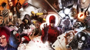 Daredevil - Friends & Foes