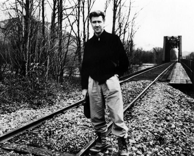 David Lynch in Twin Peaks