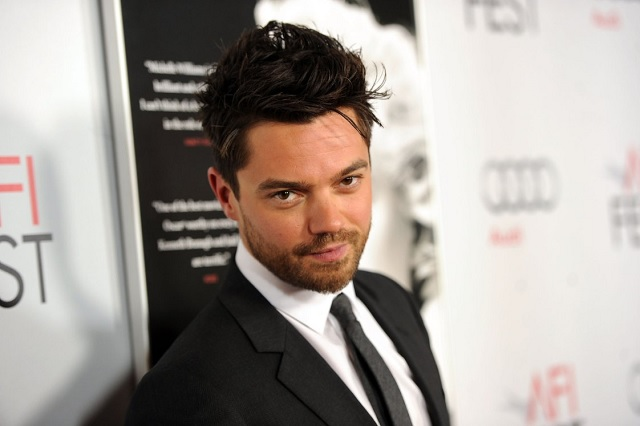 Dominic Cooper, who will be taking on the lead role of Jesse Custer in AMC's Preacher