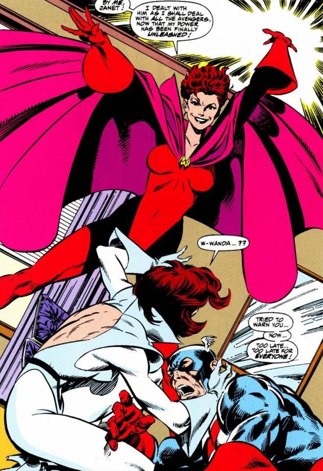 Marvel Costume Award SCARLET WITCH  Fandom