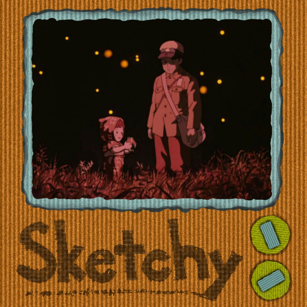 Sketchy Grave of the Fireflies