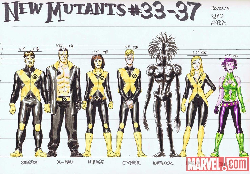 X Men Spinoff The New Mutants Taps Fault In Our Stars