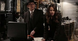Michael Emerson, Amy Acker