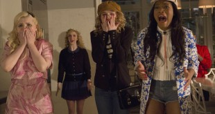 Scream Queens, which received a new trailer this week.
