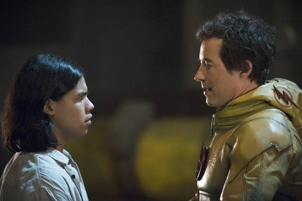 The Flash - Fast Enough - Cisco and Eobard