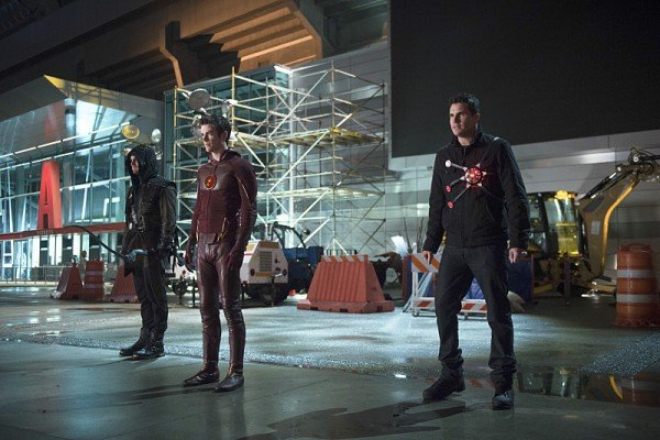 The Flash - Rogue Air - Mini Justice League