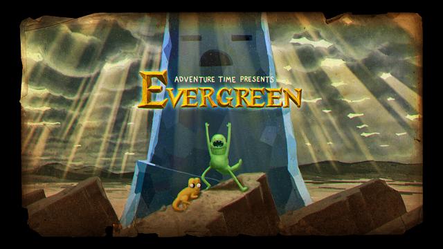 Adventure Time S06E24 Evergreen titlecard