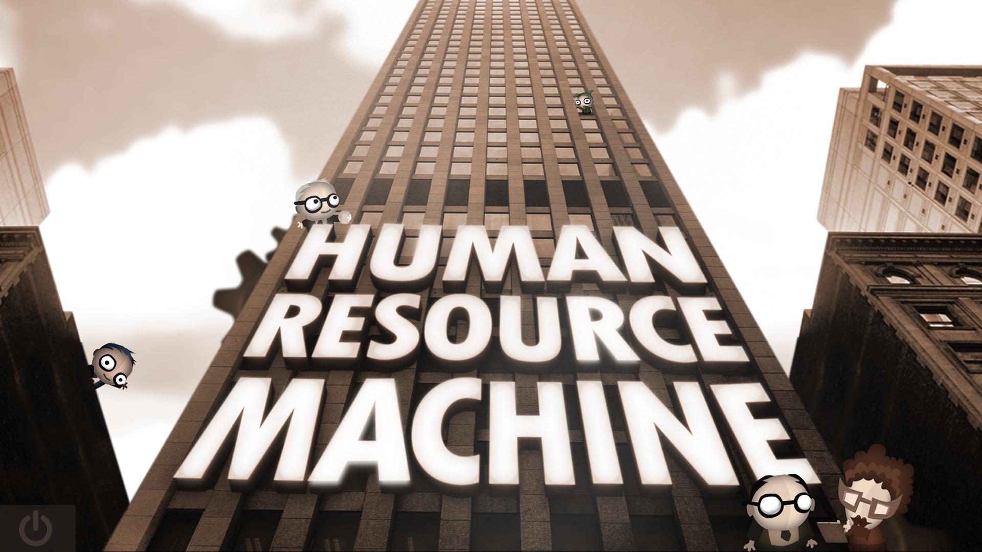 Human-Resource-Machine