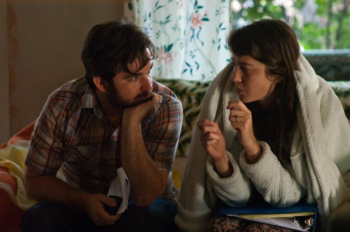 James Ponsoldt and Mary Elizabeth Winstead in Smashed