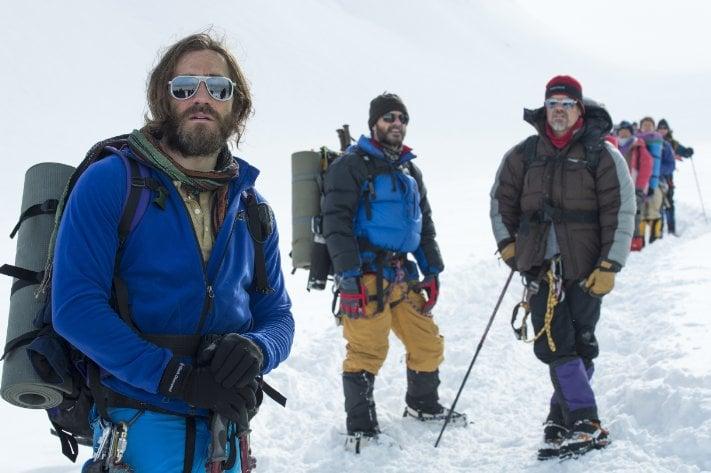 Jake Gyllenhaal in Everest