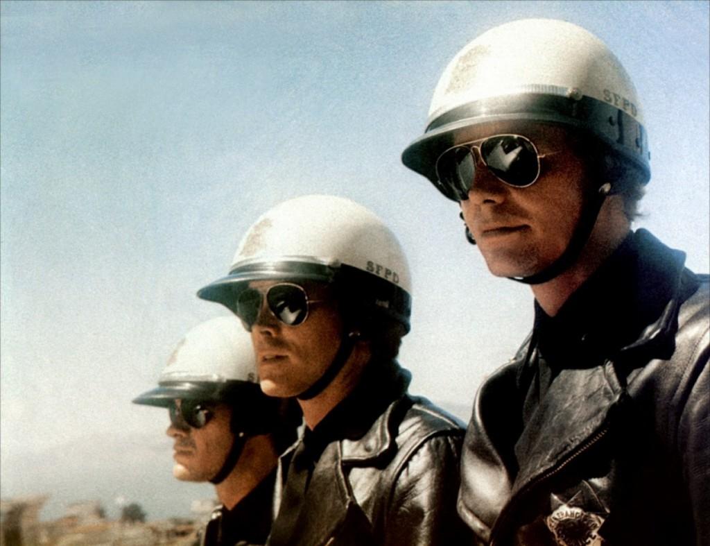 Magnum Force Cops