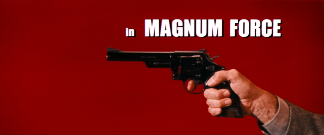 Magnum Force Title