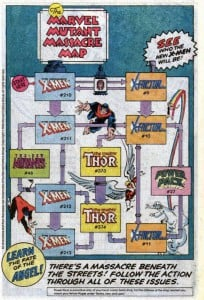 Mutant Massacre Map