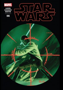 Star Wars #6 - cover