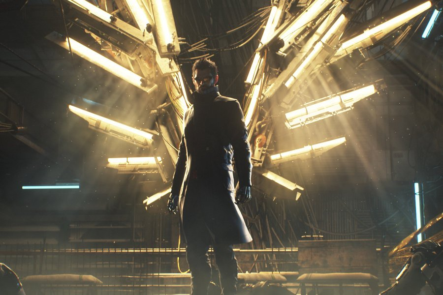 E3 2015: 'Deus Ex: Mankind Divided' brings plenty of choices to the table