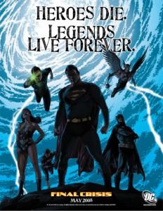 heroes die legends live