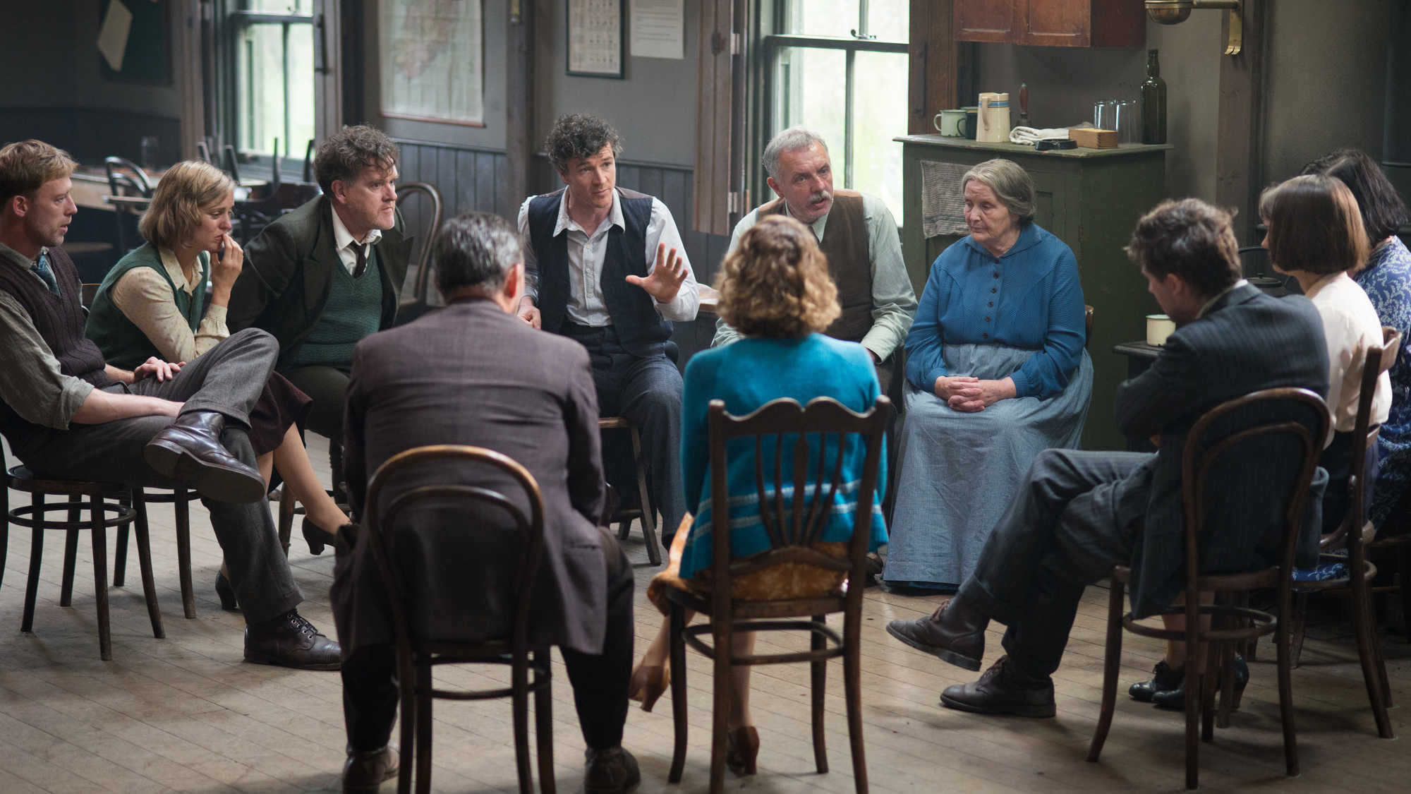 Dispatch from the LA Film Fest 2015: 'Jimmy's Hall'