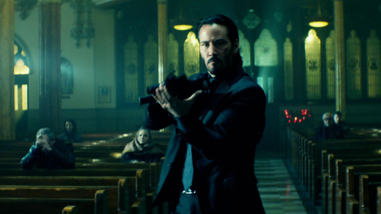 39 John Wick 39 Announces That Keanu Reeves Is Definitely Back Popoptiq