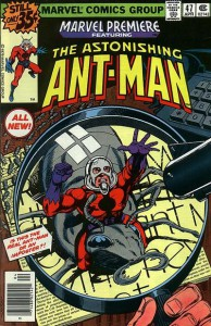 Ant-Man First Appearance