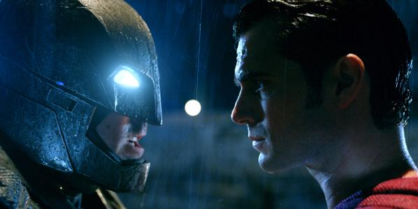 Ben Affleck and Henry Cavill star in 'Batman v. Superman'