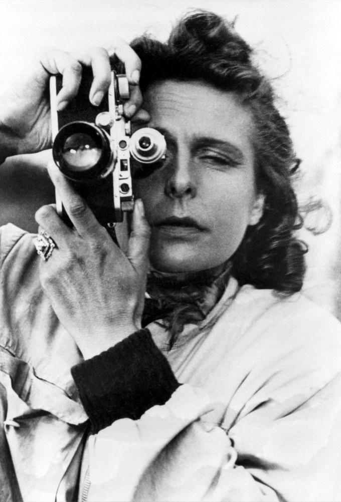 Riefenstahl Camera