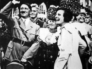 Riefenstahl Hitler