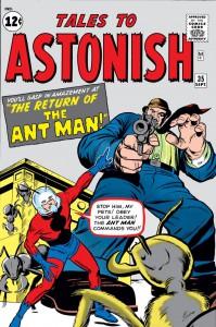 Tales to Astonish Ant-Man