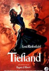 Tiefland Poster