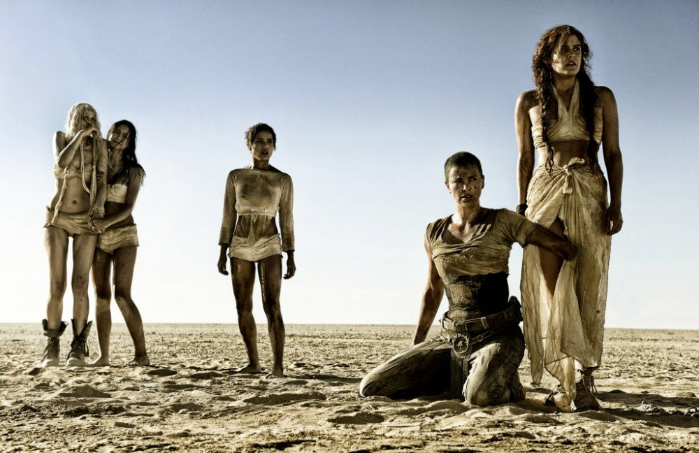 AP FILM REVIEW-MAD MAX: FURY ROAD A ENT