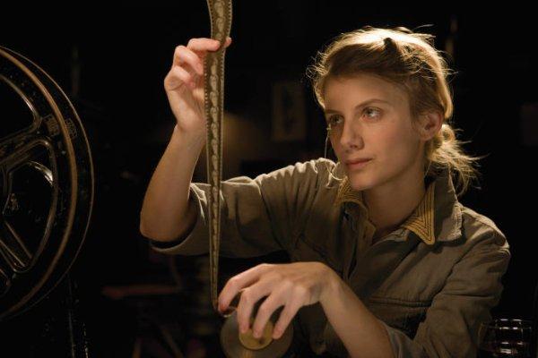 Melanie Laurent in Inglorious Basterds