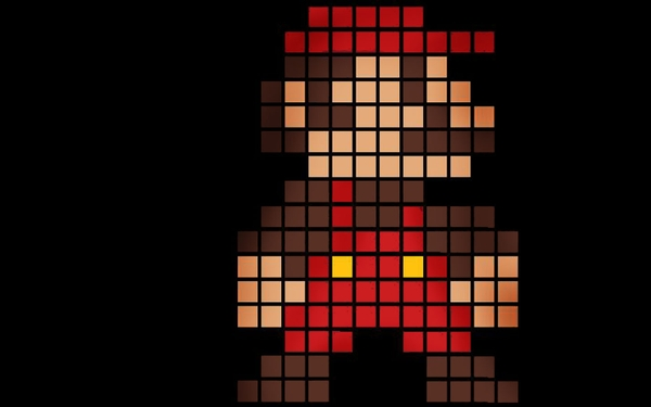 nintendo video games mario super mario bros pixels retro games 1440x900 wallpaper_www.wall321.com_65