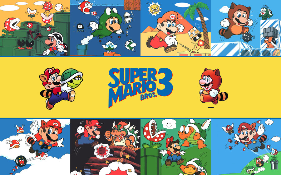 super mario flash bros 3