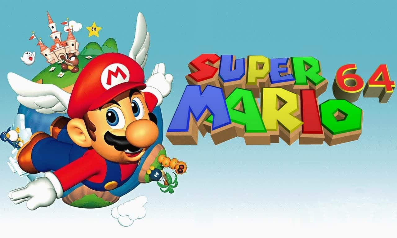 Squishy Super Mario Maker 1 : NXpress #19: Re-evaluating  Super Mario 64  +  Super Mario Maker  and more - PopOptiq