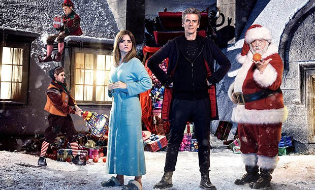 Doctor Who Christmas Special Last Christmas 2014