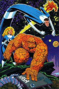 Fantastic Four - Art Adams