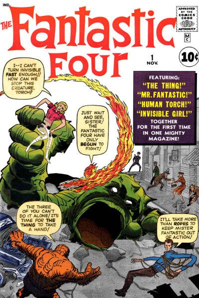 Fantastic Four - Fantastic Four #1