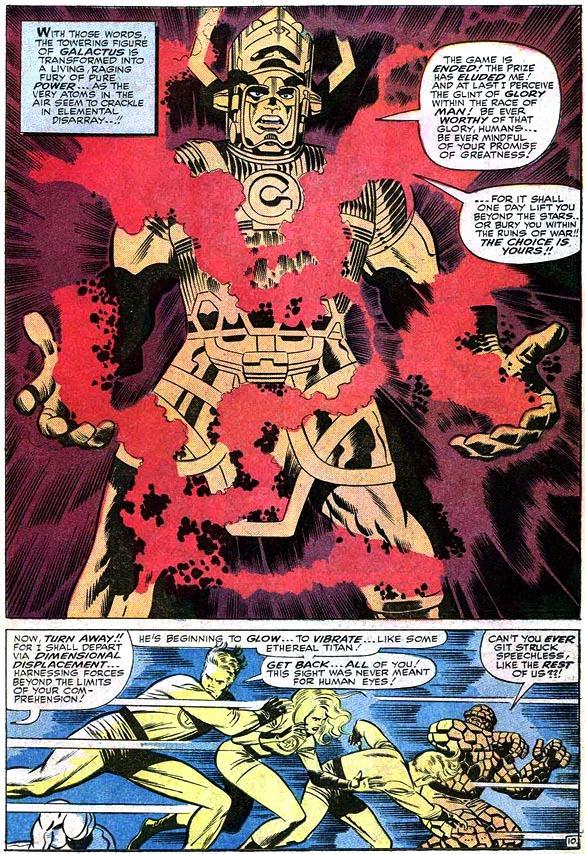 Fantastic Four - Galactus