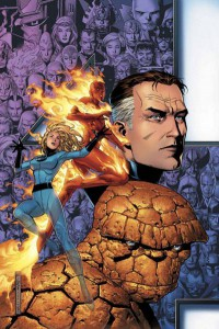 Fantastic Four - McNiven Collage
