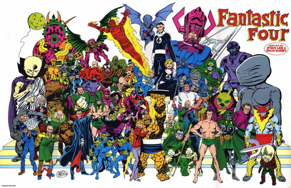 Fantastic Four - Montage