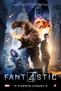 Fantastic Four - New Movie