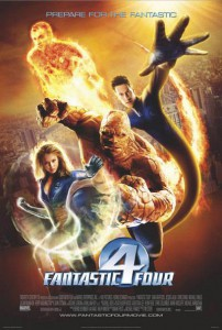 Fantastic Four - Old Movie